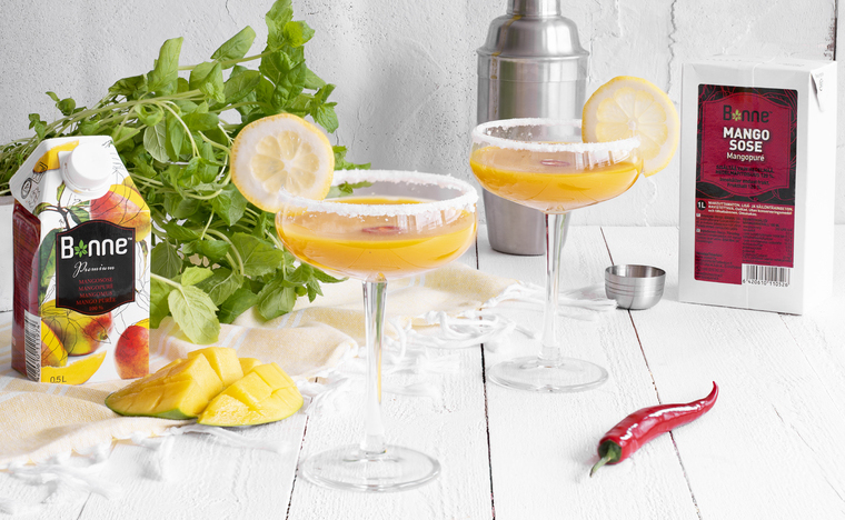 Mango-chilimocktail